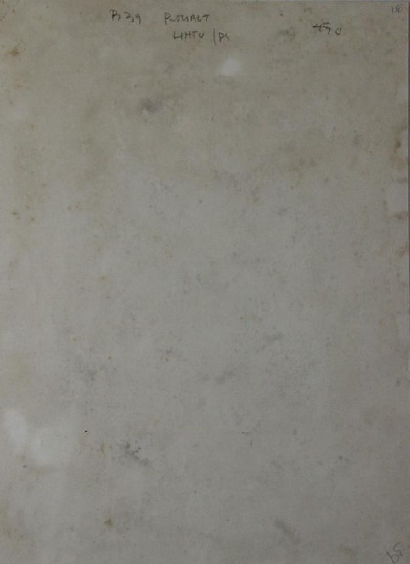 "Lithograph ""La Farine Caribbean""- Joan Miro - 2"