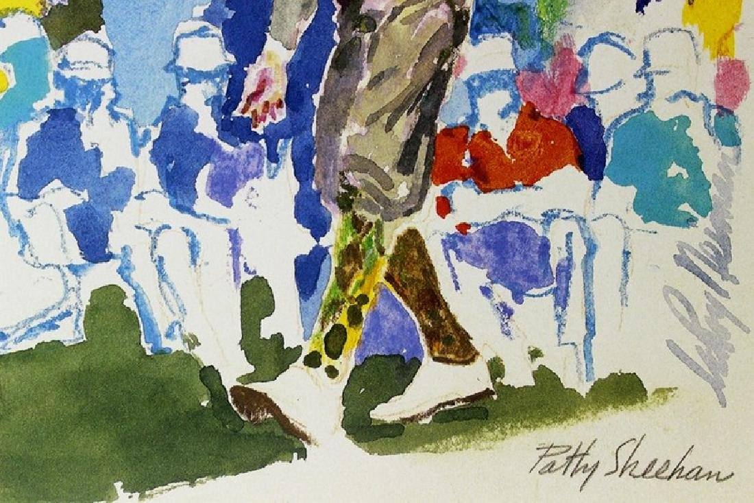Patty Sheehaw by LeRoy Neiman - 2