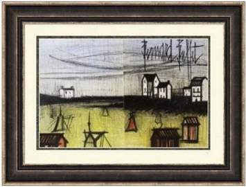 Fine Art Lithograph by Bernard Buffet