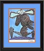 Figure Pablo Picasso 1938