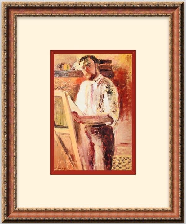 """Self-Portrait"" by Henri Matisse"