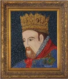 King Philip #2987 -Original By William Verdult