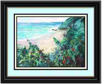 Local's Only by Michael Schofield 40x30