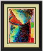 At Peace Original Painting by Gaylord Soli