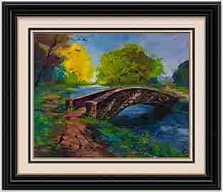""" The Nature""-Original Michael Schofield 24x30"