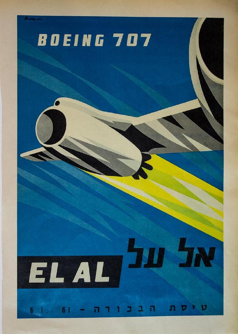 El Al poster