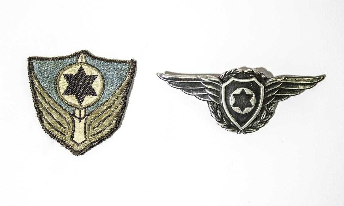 Two Symbols Air Force