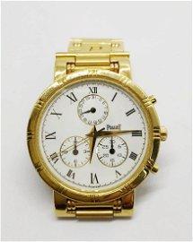 An 18 Karat Yellow Gold Haute Complication Wristwatch,