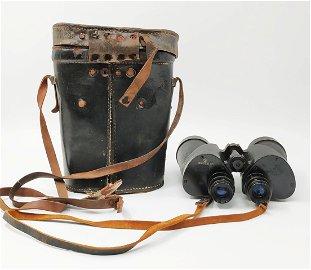 Moshe Dayan - his personal binoculars used during his