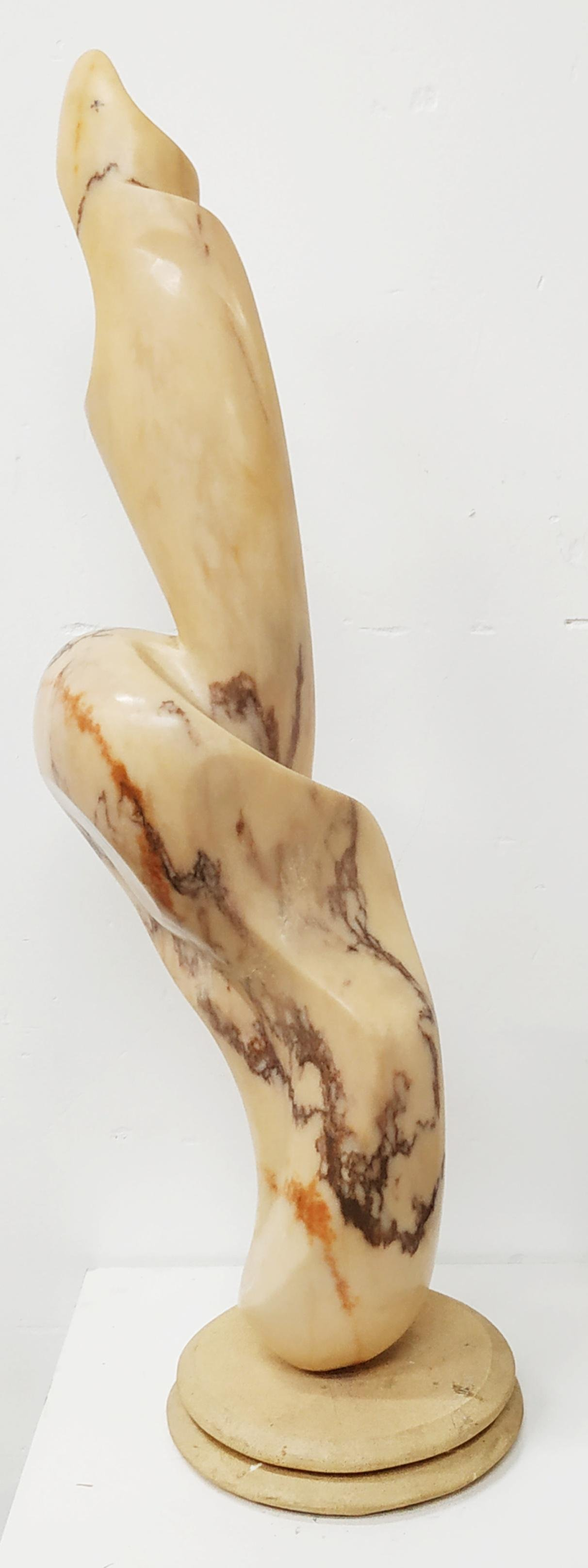 Gadi Fraiman- large stone figure