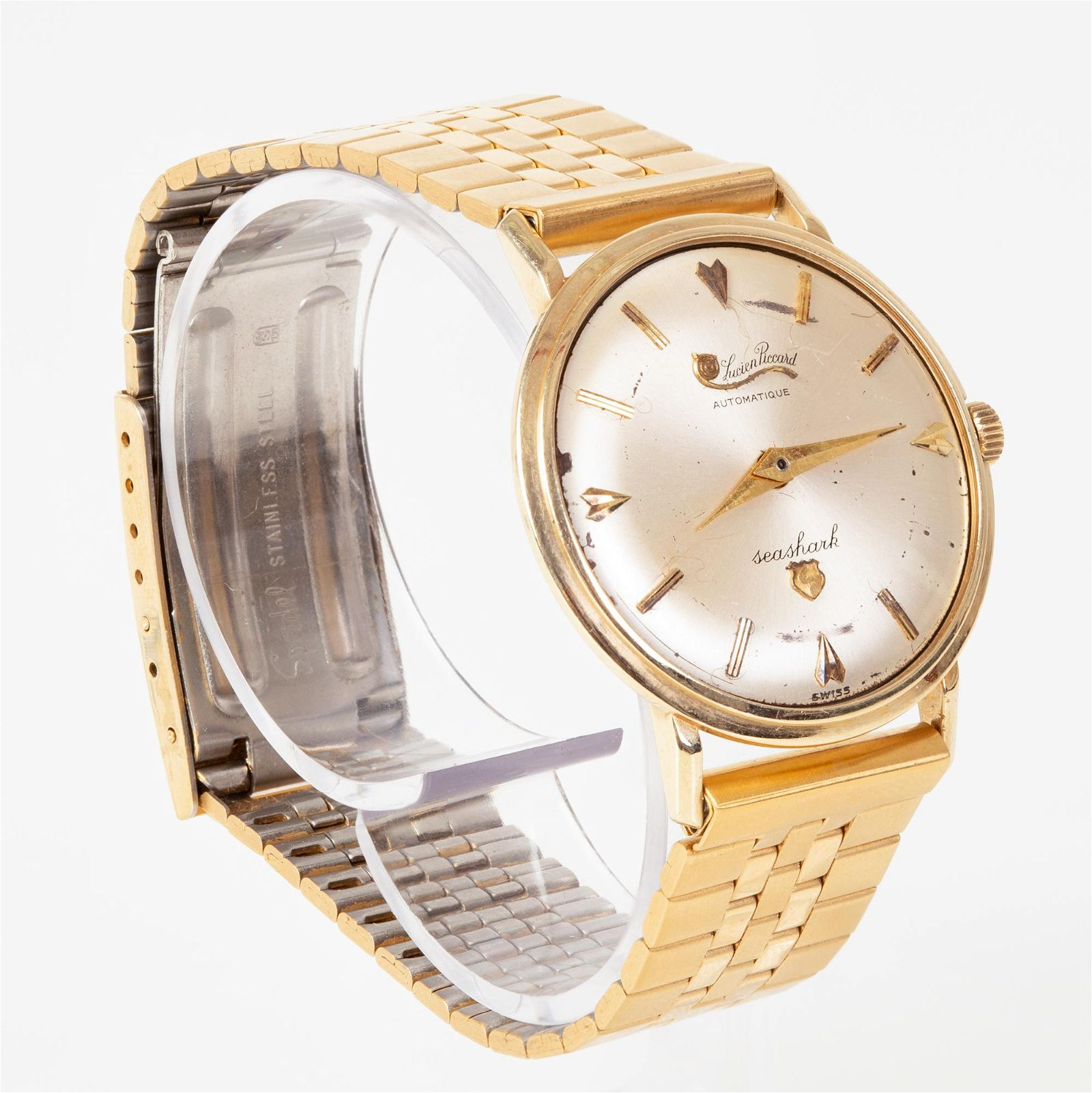 Automatic Gold Watch