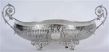 John Bull English Sterling Silver Fruit Bowl