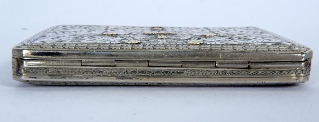 Pavel Ovchinnikov Russian Silver Card Case - 7