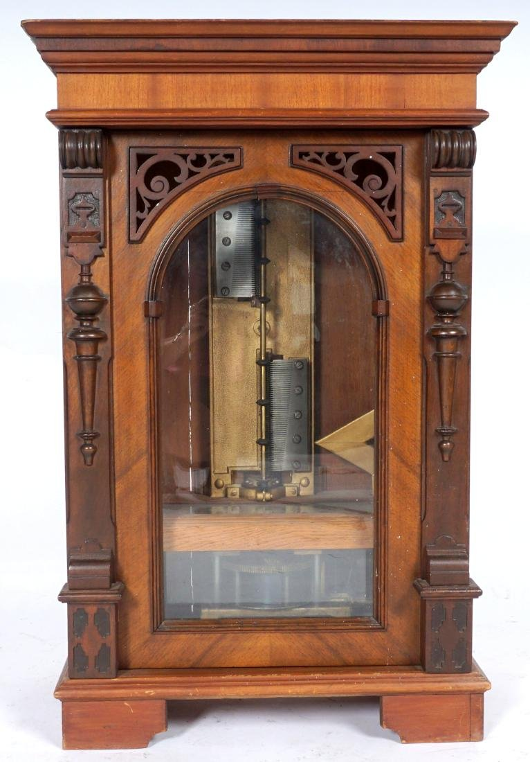 """Coin Operated Upright 20"""" Music Disc Player"""