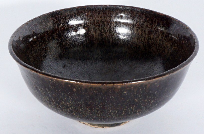 Fine Chinese Song Dynasty Hare's Fur Tea Bowl - 5