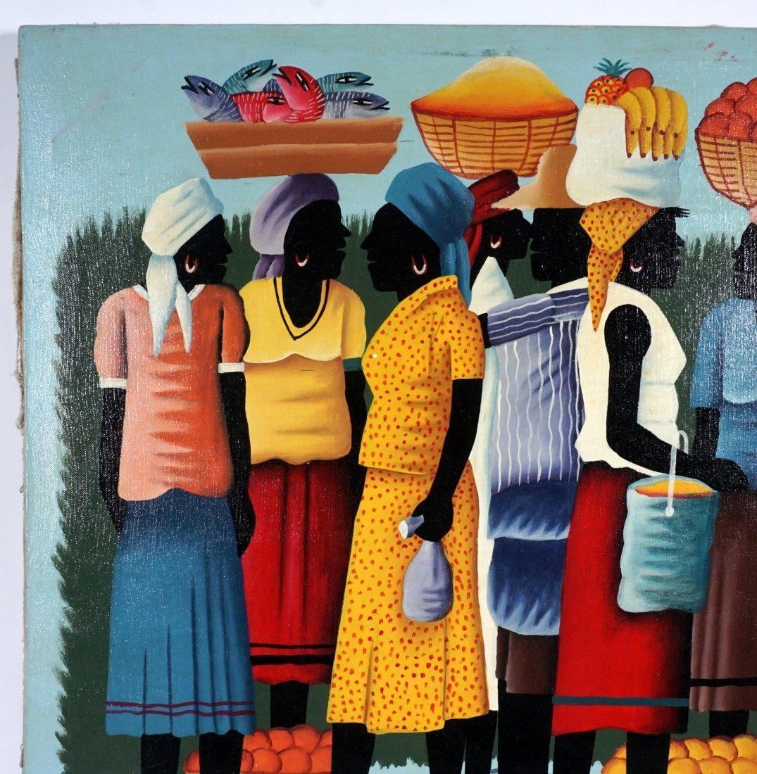 Pierre Antoine Cap Haitien Haitian Painting - 3