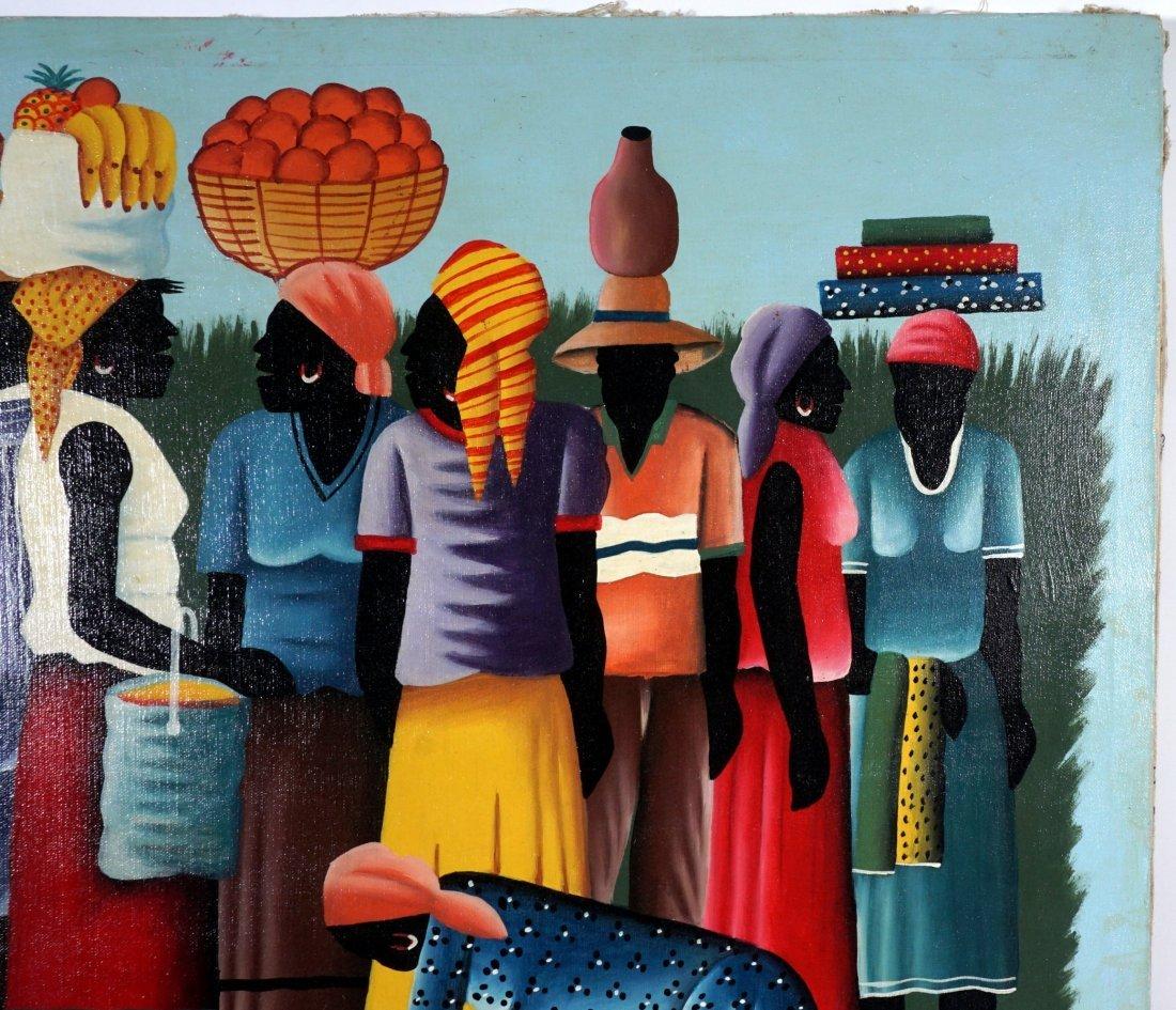 Pierre Antoine Cap Haitien Haitian Painting - 4