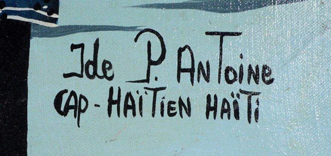 Pierre Antoine Cap Haitien Haitian Painting - 8