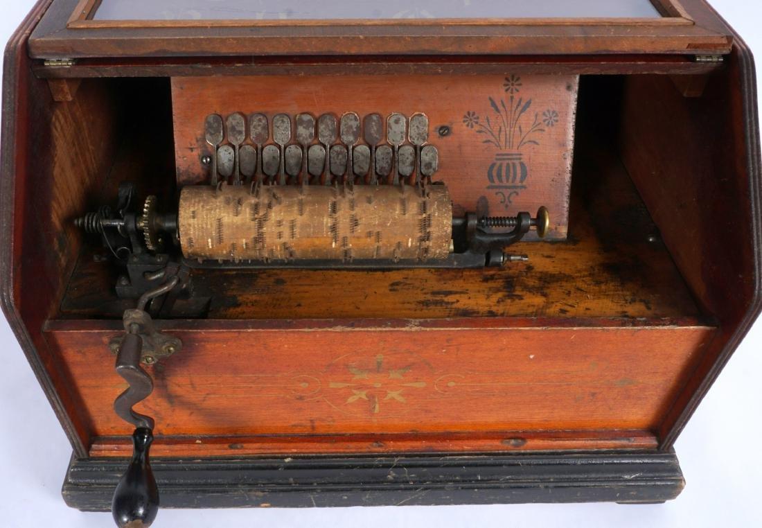 Chautauqua Concert Roller Organ With Cobs - 2