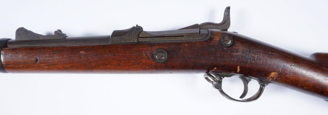 US Springfield Model 1873 Trapdoor Rifle - 3