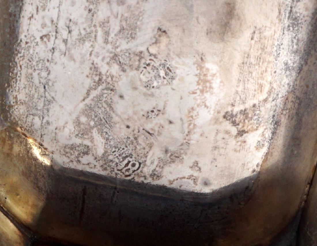 Russian Silver Enameled 20th Artel Snuff Box - 10