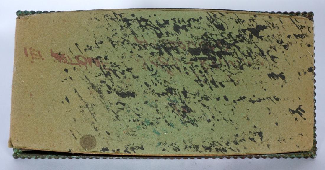 Tiffany Studios Bronze Grapevine Ink Blotter - 7
