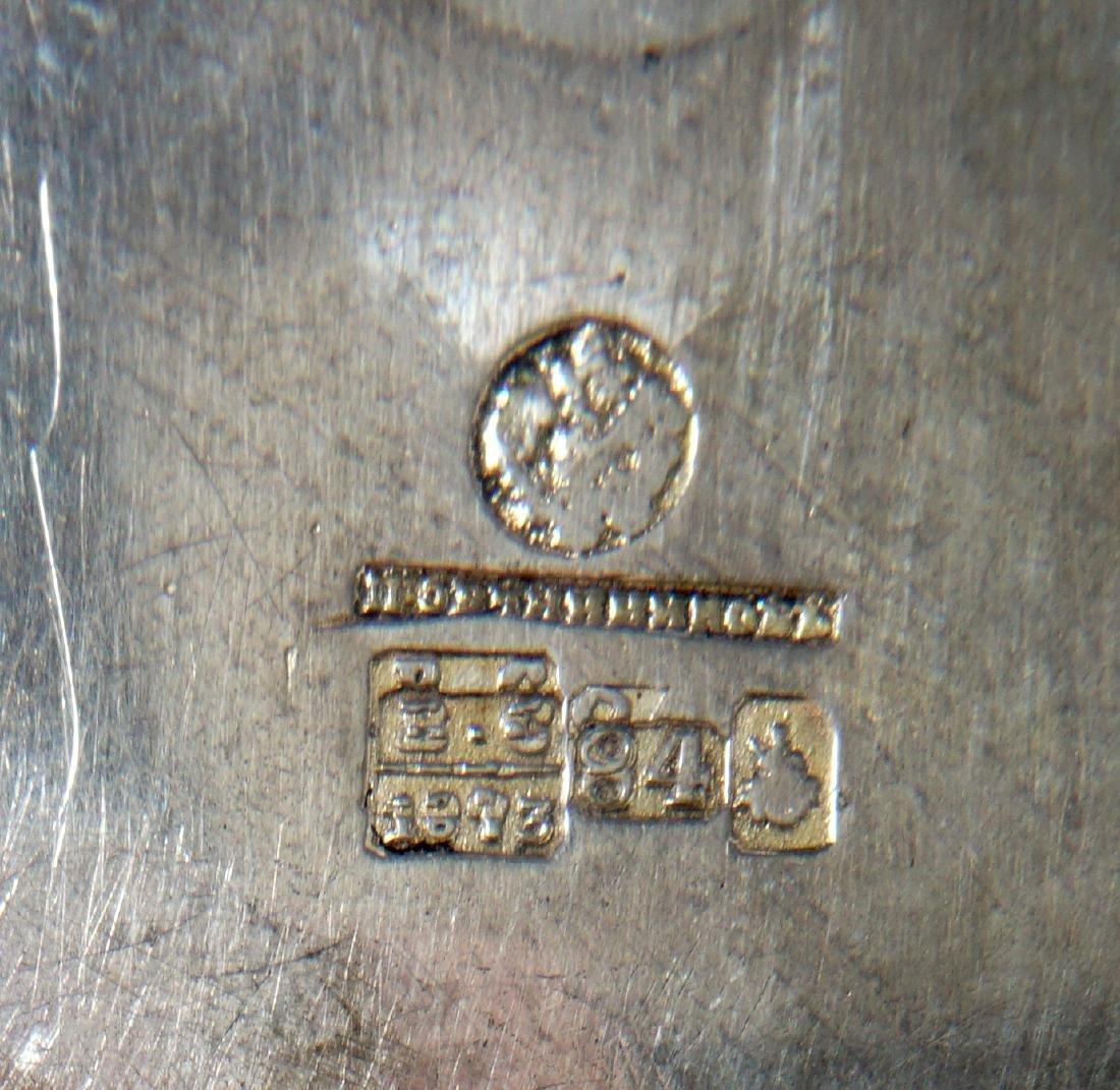 Russian Silver Trompe L'oeil Bag - 7