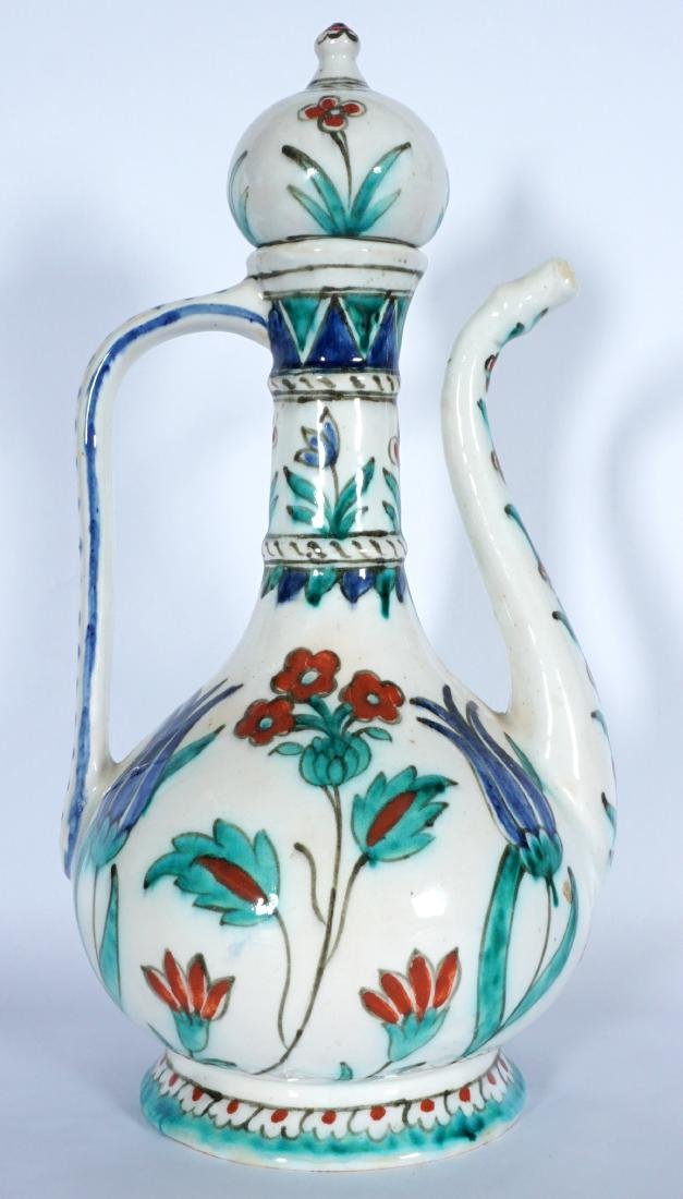 Persian Pottery Teapot
