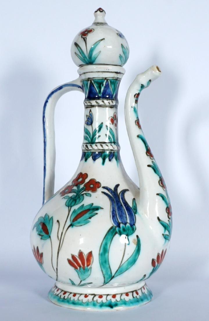 Persian Pottery Teapot - 2