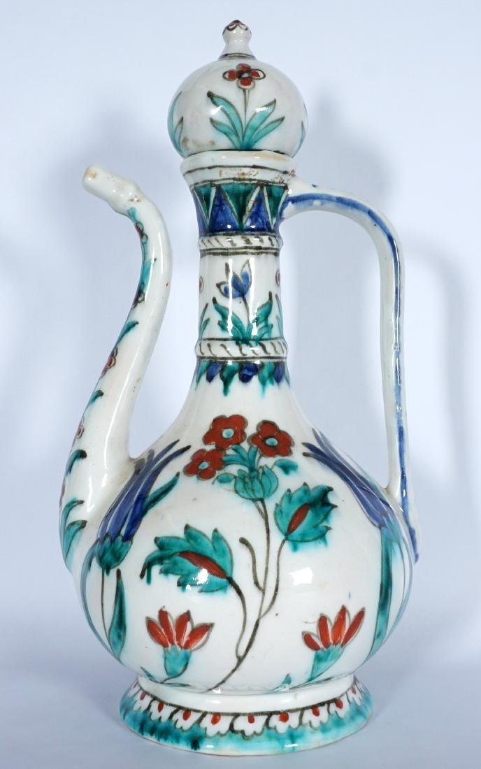 Persian Pottery Teapot - 3