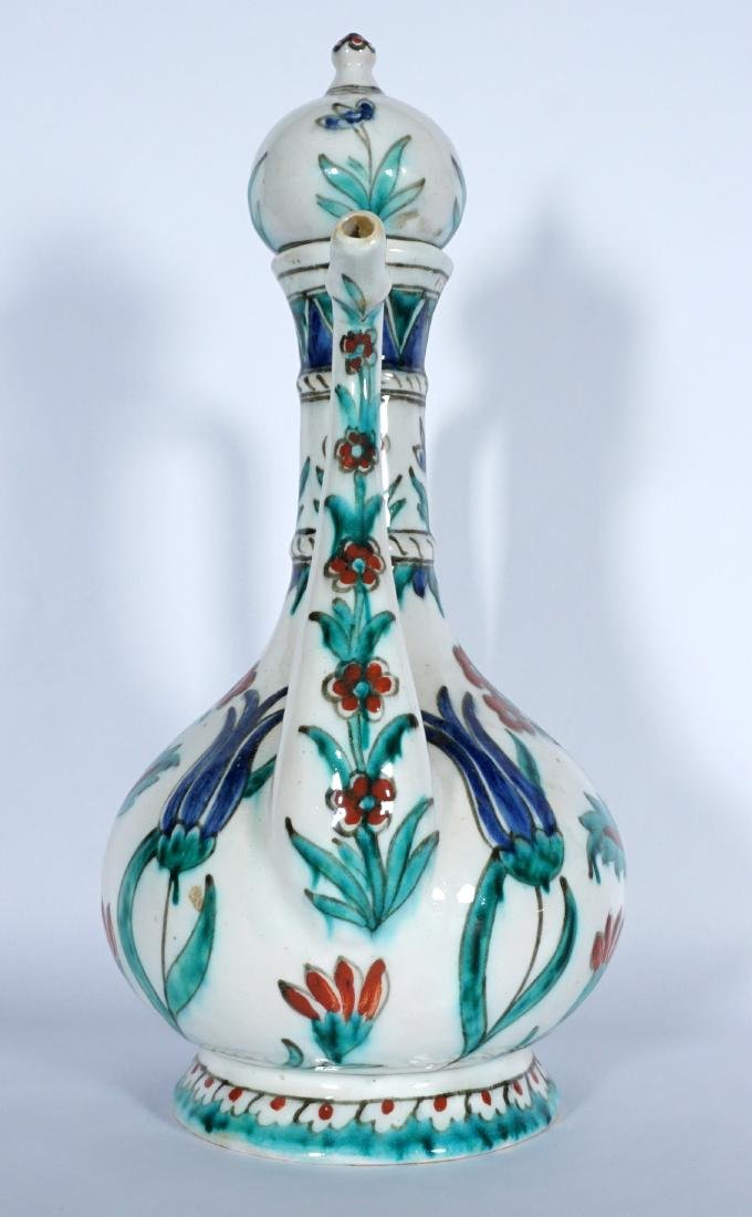 Persian Pottery Teapot - 4