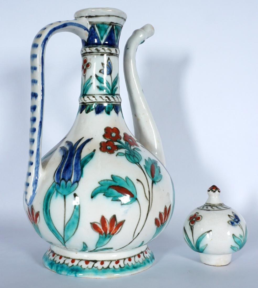 Persian Pottery Teapot - 6