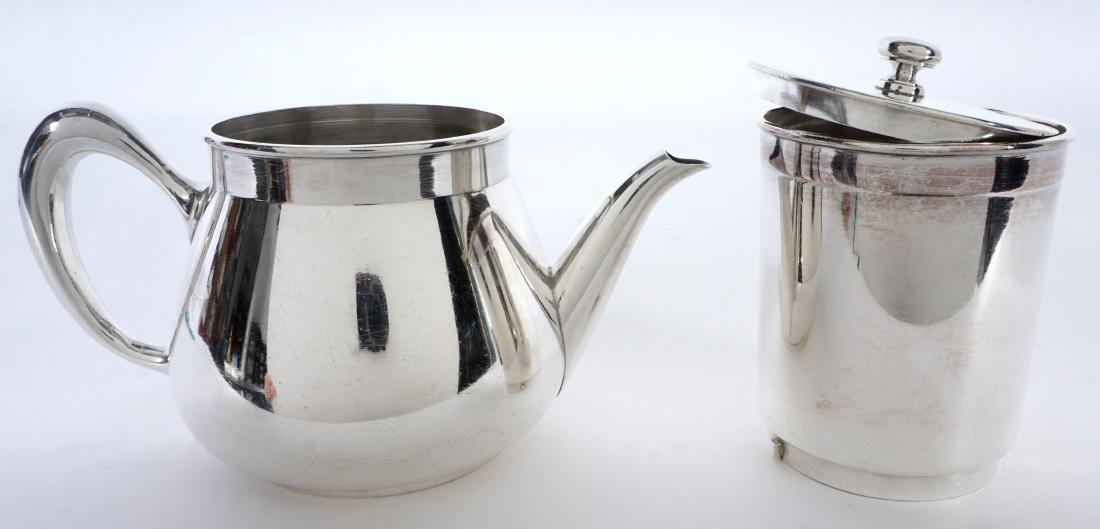 Christofle Silverplate French Press Coffee Pot - 5