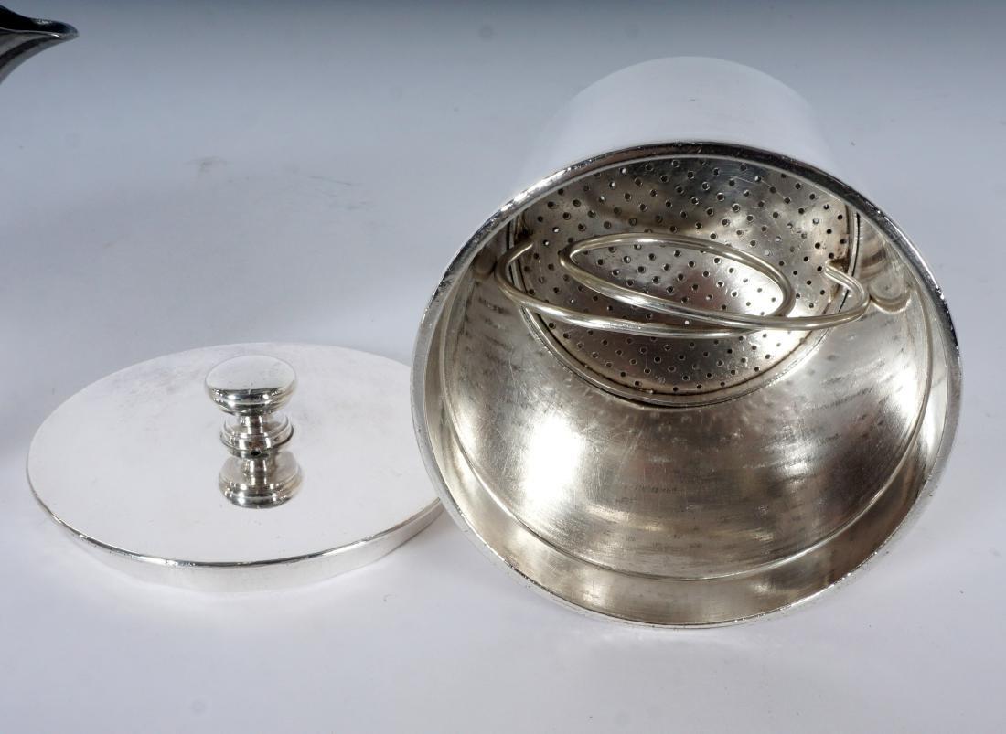 Christofle Silverplate French Press Coffee Pot - 6