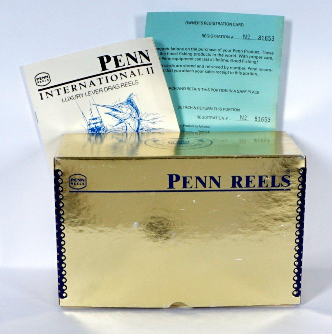 Penn International II 50TW Reel - 2