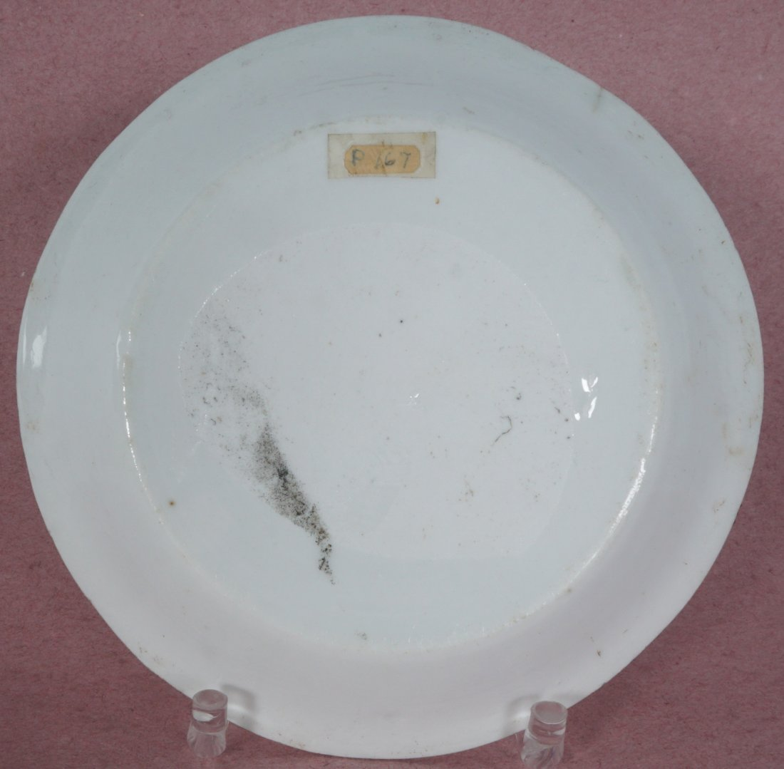 3 Chinese Song Ding Ware White Glaze Dishes - 4