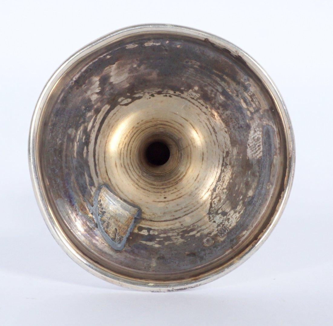 Ivan Khlebnikov Russian Silver Bud Vase - 8