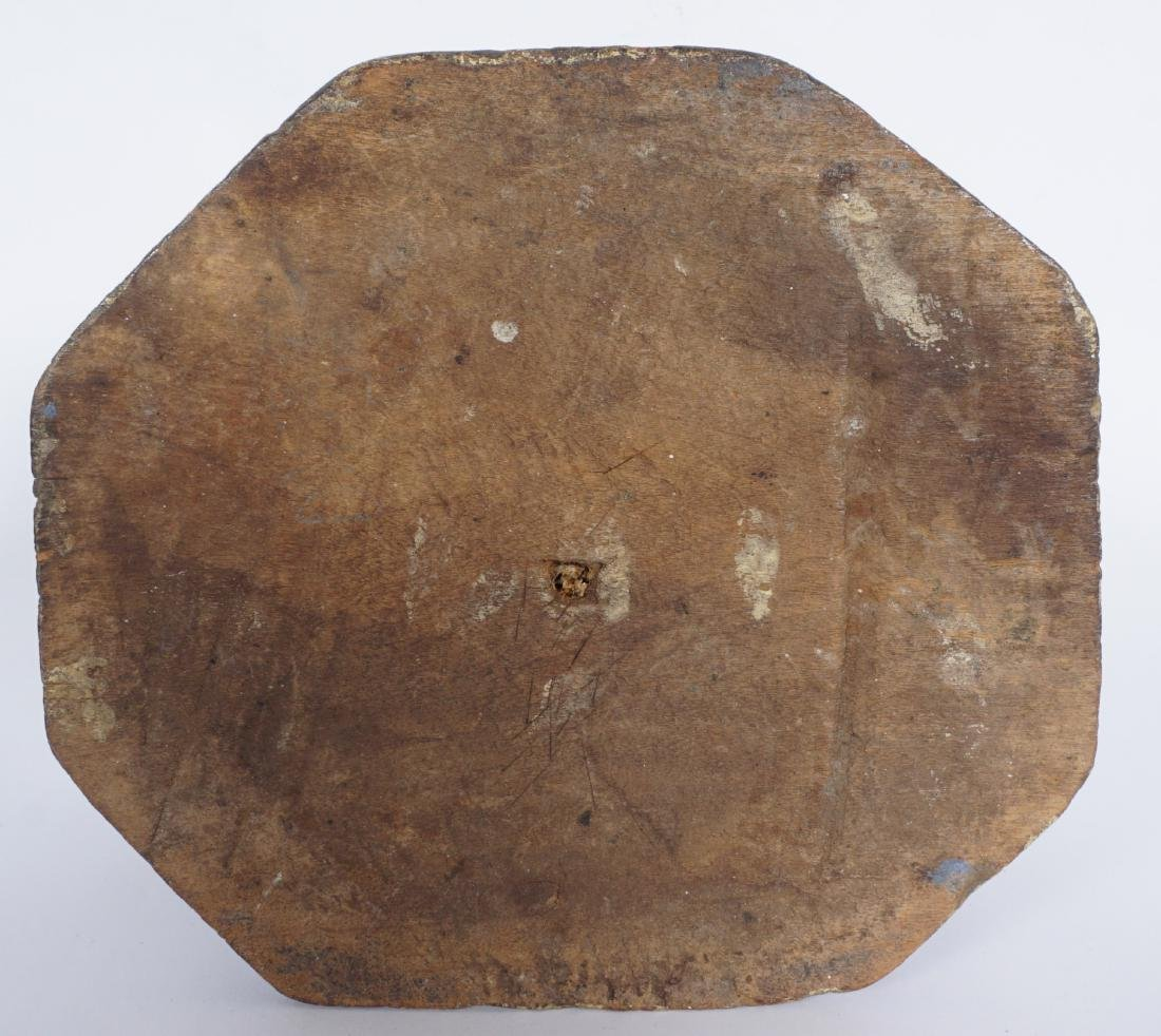Polychrome Carved Santos - 10