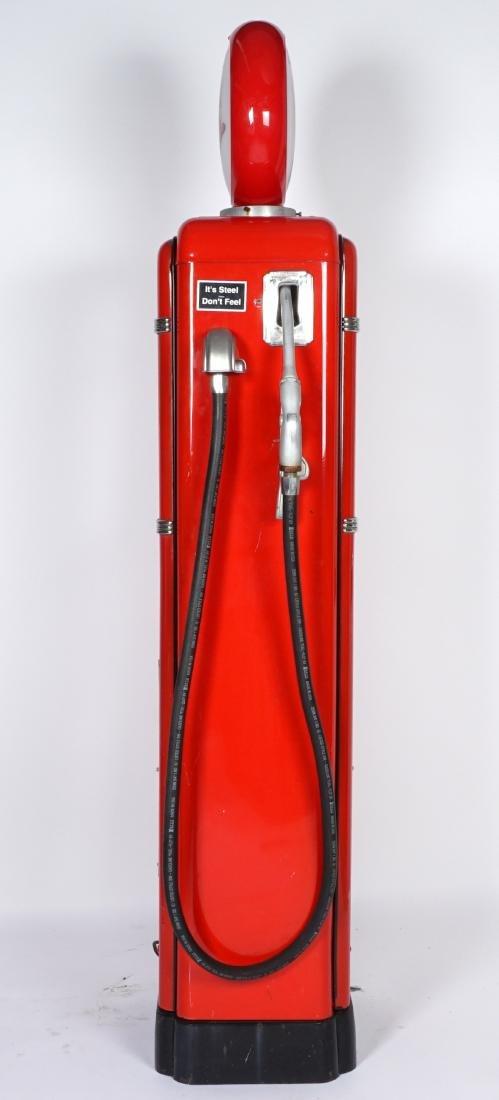 Gilbarco Texaco Fire Chief Gas Pump - 4