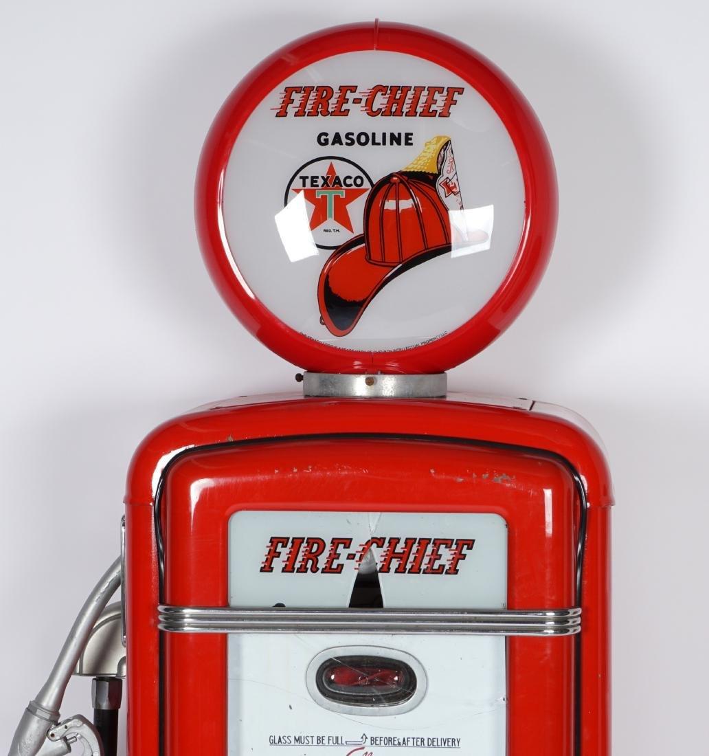 Gilbarco Texaco Fire Chief Gas Pump - 5