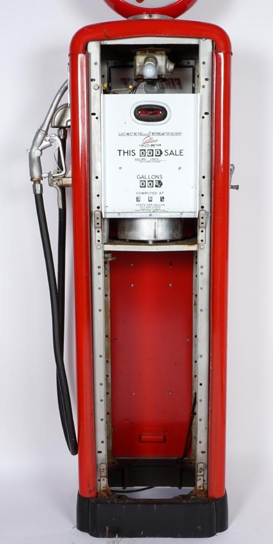 Gilbarco Texaco Fire Chief Gas Pump - 6