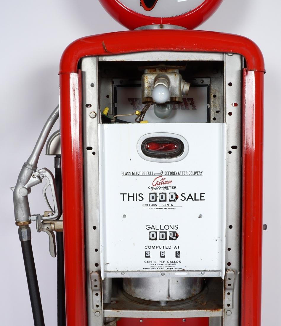 Gilbarco Texaco Fire Chief Gas Pump - 8
