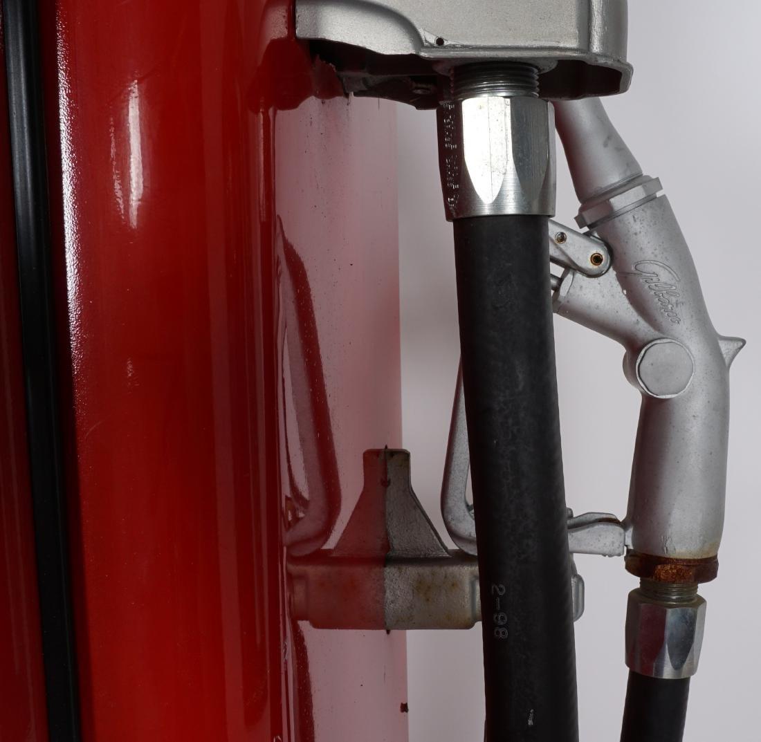 Gilbarco Texaco Fire Chief Gas Pump - 9