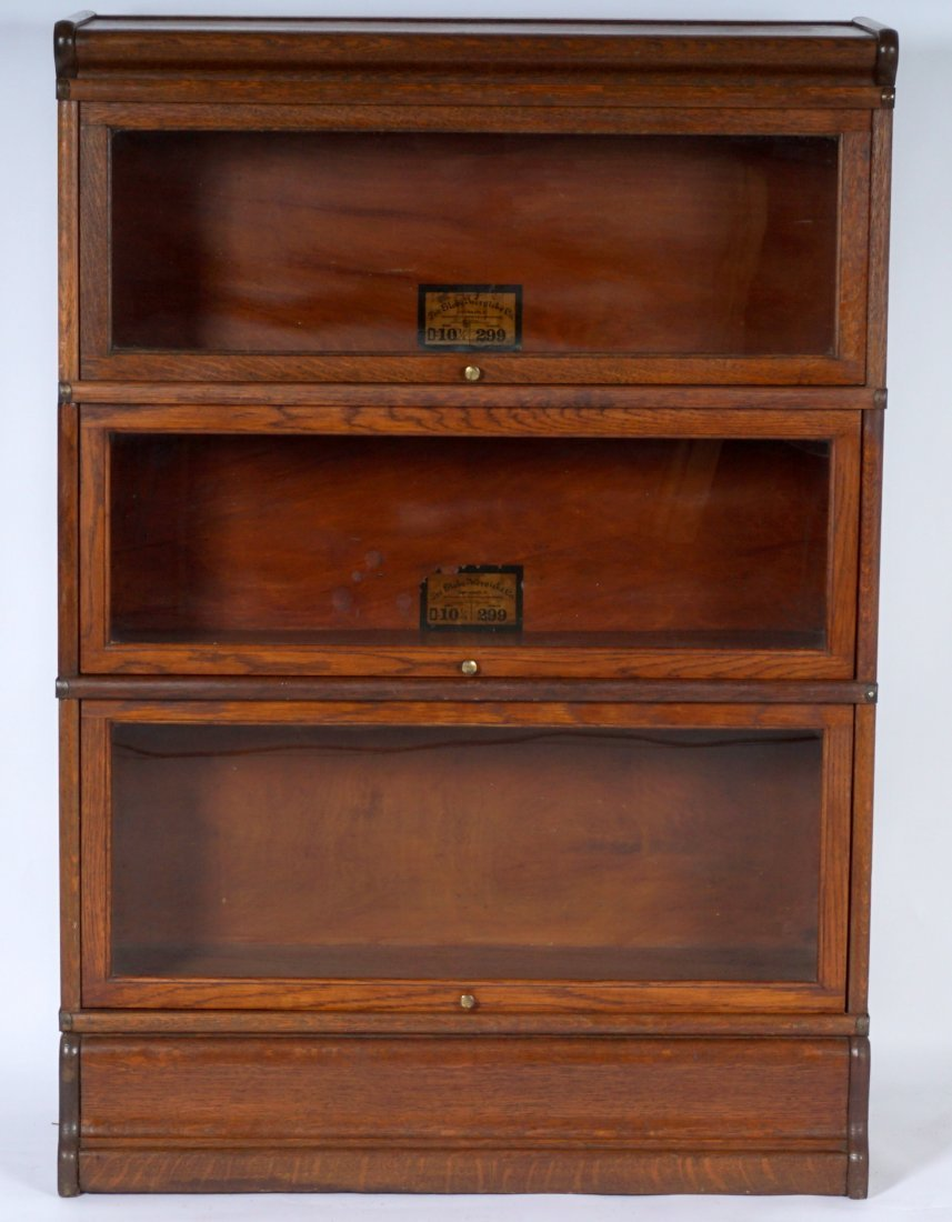 Globe-Wernicke Barrister Stacking Bookcase