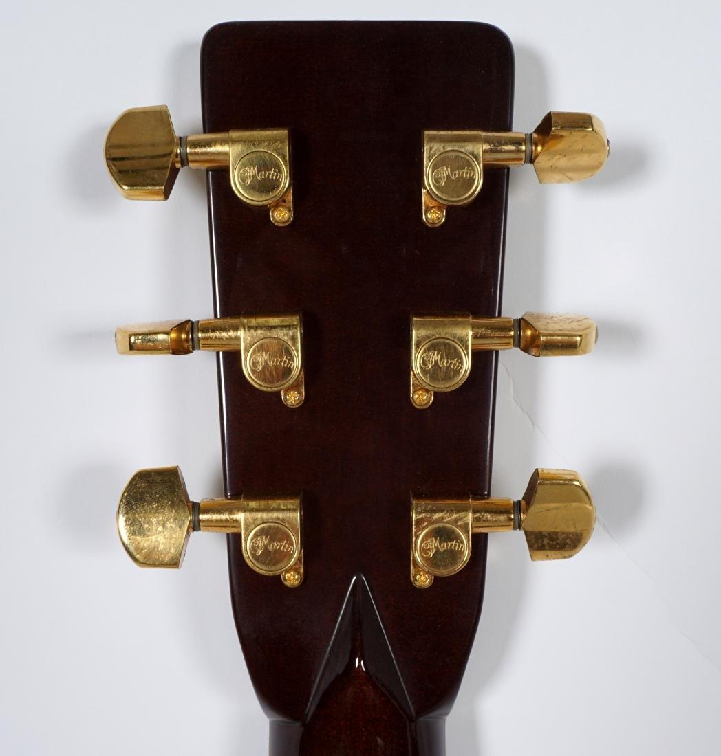 1992 C.F. Martin D45 Dreadnought Acoustic Guitar - 10