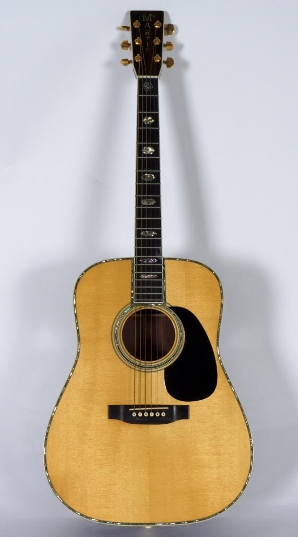 1992 C.F. Martin D45 Dreadnought Acoustic Guitar