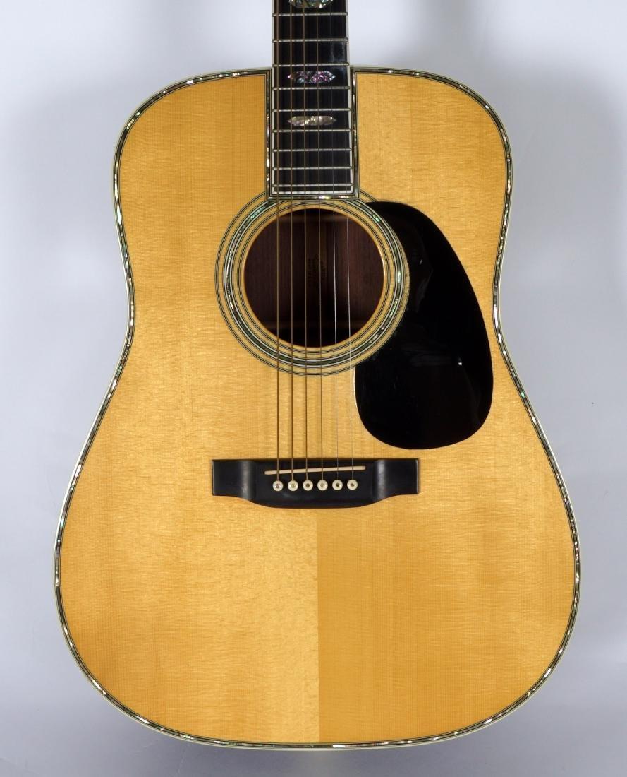 1992 C.F. Martin D45 Dreadnought Acoustic Guitar - 2