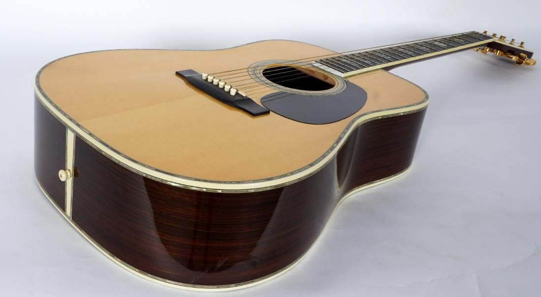 1992 C.F. Martin D45 Dreadnought Acoustic Guitar - 3