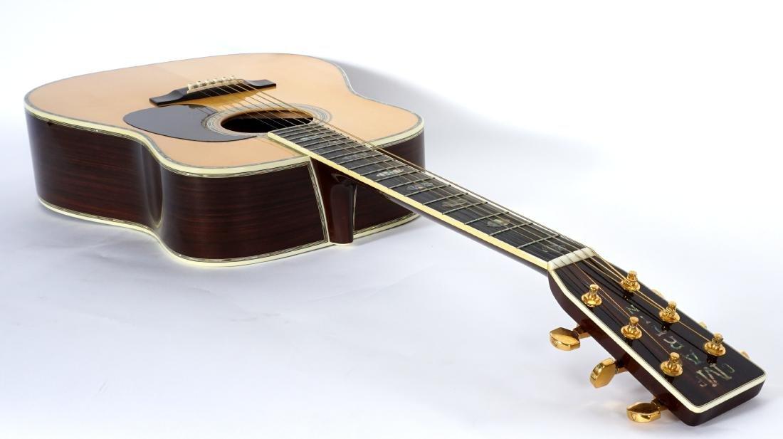 1992 C.F. Martin D45 Dreadnought Acoustic Guitar - 4