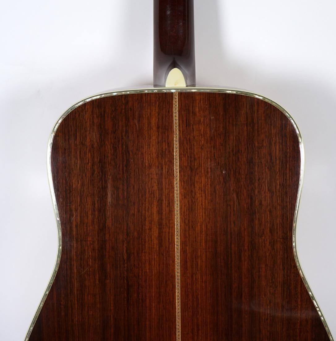 1992 C.F. Martin D45 Dreadnought Acoustic Guitar - 6